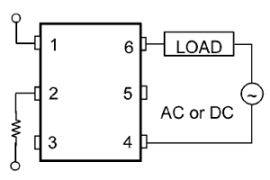 SSR Circuit Diagram